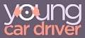 Young Car Driver Logo